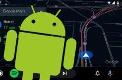 Android Auto - tmavý režim a další funkce