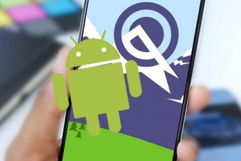 Android Q - beta 6