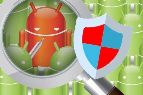 Antivirové aplikace - Android - ohrožení