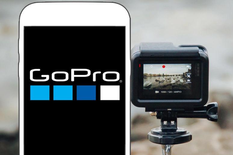 aplikace gopro editace videa