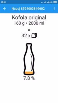 Cukr v láhvi - pijte zdravě