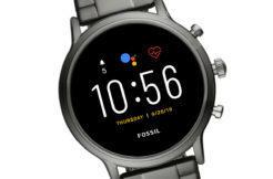 fossil group chytre hodinky wear os