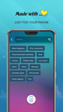 Free Ringtones For Android Phone - vyzváněcí tóny zdarma