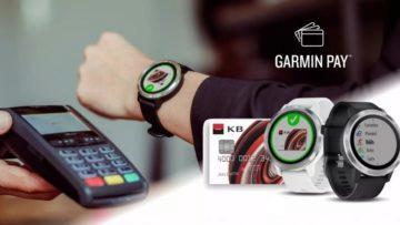 Garmin Pay - NFC