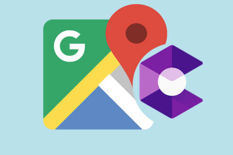google mapy live view