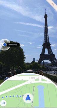 google mapy navigace
