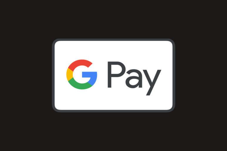 google pay power tlačítko