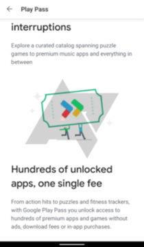 google play předplatné