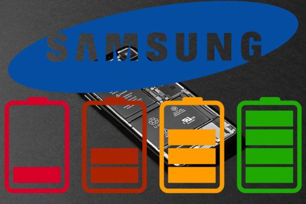 grafenové baterie samsung telefony