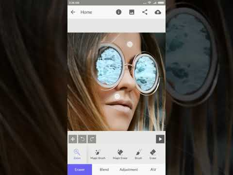 How to merge photo with overlay video to create magical moving photos/video using StoryZ