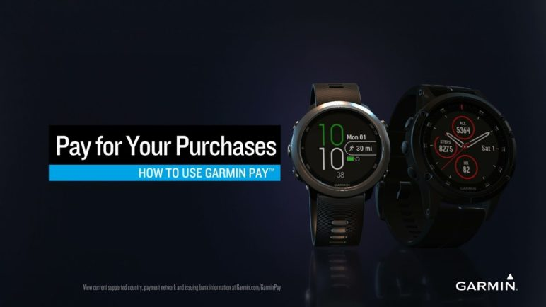 How to Use Garmin Pay on Your Garmin Device