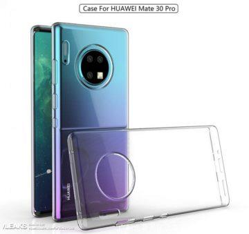 Huawei Mate 30 Pro vzhled