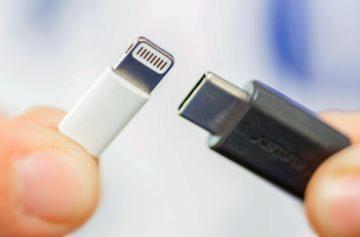 Lightning konektor vs USB-C a micro USB