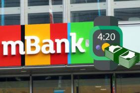 mbank platba hodinkami fitbit garmin pay