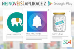 Nejnovější aplikace z Google Play #304: vyzváněcí tóny zdarma