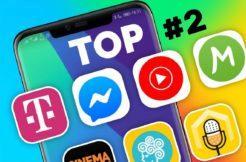 Nejstahovanější aplikace z Google Play 08/2019