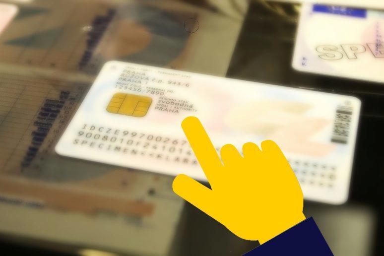 Občanský průkaz - čtečka a NFC