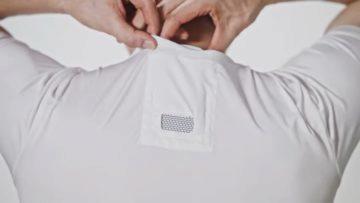 Osobní klimatizace Sony Reon Pocket