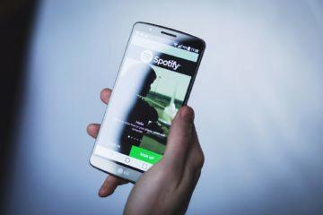 Používáte Spotify jako službu pro poslech hudby?