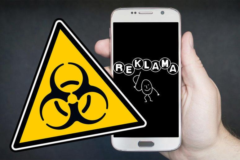85 aplikací s adwarem otravovalo uživatele celoobrazovkovou reklamou