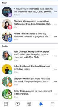 reklama facebook filmy