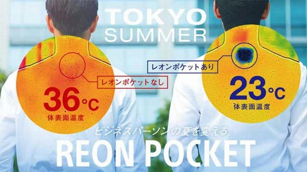 Reon Pocket - Sony klimatizace