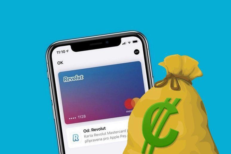 Revolut akcie - obchodování - mobil