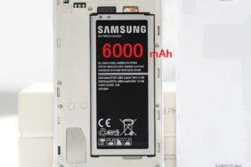Samsung 6000 mAh baterie
