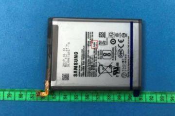 Samsung - 6000 mAh baterie - Galaxy M20S