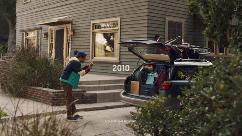 Samsung Galaxy - Growing Up | 2017 Commercial