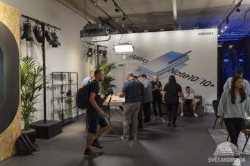 Galaxy Note10 představení