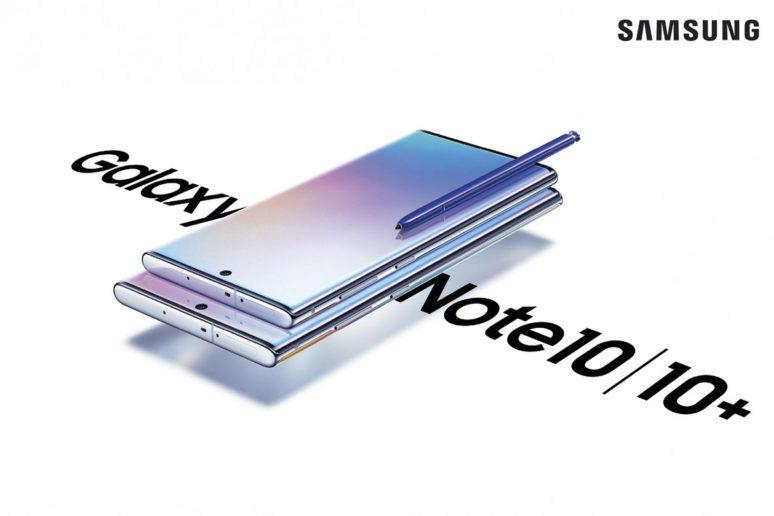 Samsung Galaxy Note10 akce předprodej sleva