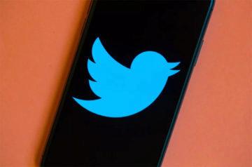 sledování témat twitter