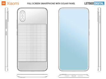 xiaomi solarni panel telefon