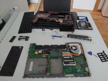 Sony Xperia 1 interiér