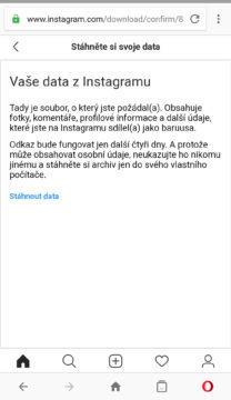 stažení fotek instagram
