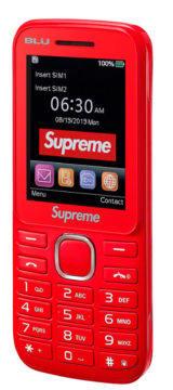 supreme telefon hypebeast