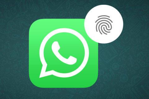 whatssapp otisk prstu