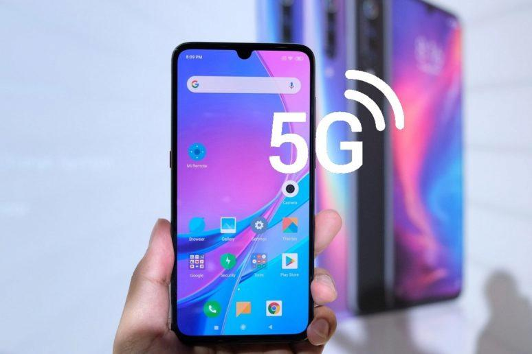Xiaomi Mi 9 5G - příprava