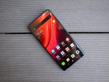 Xiaomi Mi 9T přední strana