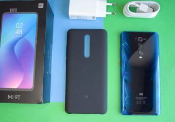 Xiaomi Mi 9T obsah balení