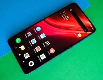 Xiaomi Mi 9T displej