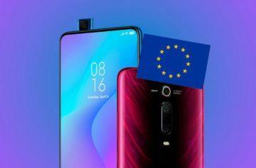 Xiaomi Mi 9T Pro - Evropa