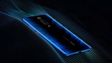 Xiaomi Mi 9T Pro - modrá