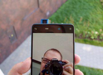 Xiaomi Mi 9T selfie
