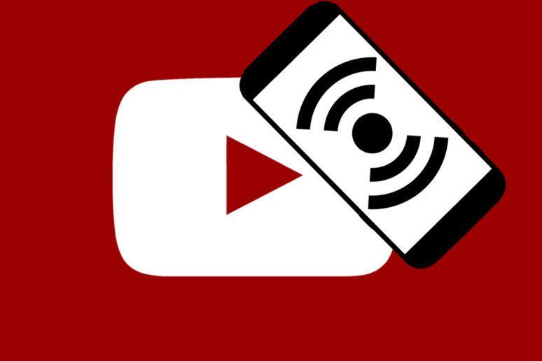youtube android živé vysílání displeje