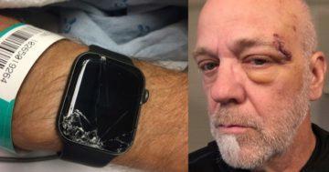 apple watch chytré hodinky detekce pádu