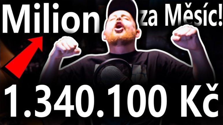 Agrael pokořil Rekord 10.000 Subscribers na Twitchi! - To je 1.340.100 Kč za Měsíc!