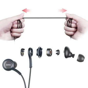 AKG sluchátka Samsung