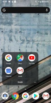 android 10 nova launcher betaverze